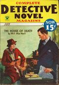 Complete Detective Novel (1928-1935 Teck/Radio-Science/Novel Magazine) Pulp 72