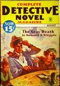 Complete Detective Novel (1928-1935 Teck/Radio-Science/Novel Magazine) Pulp 73