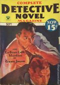 Complete Detective Novel (1928-1935 Teck/Radio-Science/Novel Magazine) Pulp 74