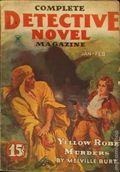 Complete Detective Novel (1928-1935 Teck/Radio-Science/Novel Magazine) Pulp 76