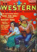 Star Western (1933-1954 Popular) Pulp Vol. 2 #1