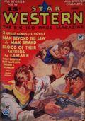 Star Western (1933-1954 Popular) Pulp Vol. 3 #1
