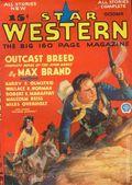 Star Western (1933-1954 Popular) Pulp Vol. 4 #1