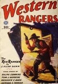 Western Rangers (1930-1932 Popular) Pulp Vol. 1 #1