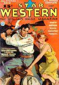 Star Western (1933-1954 Popular) Pulp Vol. 6 #3