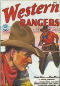 Western Rangers (1930-1932 Popular) Pulp Vol. 1 #3