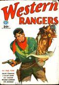 Western Rangers (1930-1932 Popular) Pulp Vol. 2 #1