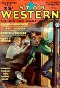 Star Western (1933-1954 Popular) Pulp Vol. 7 #1