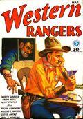 Western Rangers (1930-1932 Popular) Pulp Vol. 2 #2