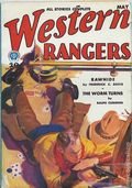 Western Rangers (1930-1932 Popular) Pulp Vol. 2 #4