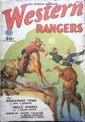 Western Rangers (1930-1932 Popular) Pulp Vol. 3 #2