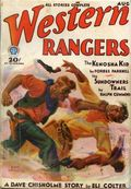Western Rangers (1930-1932 Popular) Pulp Vol. 3 #3