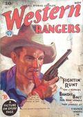 Western Rangers (1930-1932 Popular) Pulp Vol. 4 #2