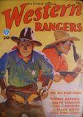 Western Rangers (1930-1932 Popular) Pulp Vol. 4 #3