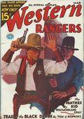 Western Rangers (1930-1932 Popular) Pulp Vol. 5 #2