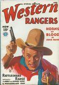 Western Rangers (1930-1932 Popular) Pulp Vol. 5 #3