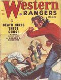 Western Ranger Stories (1953-1954 Popular) Pulp Vol. 1 #1