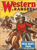 Western Ranger Stories (1953-1954 Popular) Pulp Vol. 1 #3