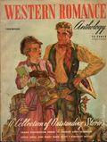 Western Romance Anthology (1948 Street & Smith) Pulp 1