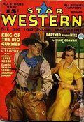 Star Western (1933-1954 Popular) Pulp Vol. 7 #2