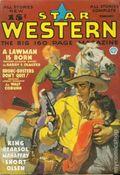 Star Western (1933-1954 Popular) Pulp Vol. 8 #1
