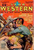 Star Western (1933-1954 Popular) Pulp Vol. 9 #4
