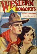 Western Romances (1929-1939 Dell) Pulp Vol. 1 #1