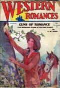 Western Romances (1929-1939 Dell) Pulp Vol. 1 #2