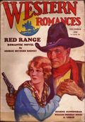Western Romances (1929-1939 Dell) Pulp Vol. 3 #9