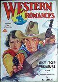 Western Romances (1929-1939 Dell) Pulp Vol. 4 #10