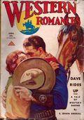 Western Romances (1929-1939 Dell) Pulp Vol. 5 #13