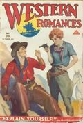 Western Romances (1929-1939 Dell) Pulp Vol. 6 #16