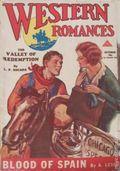 Western Romances (1929-1939 Dell) Pulp Vol. 7 #19