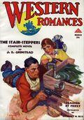 Western Romances (1929-1939 Dell) Pulp Vol. 8 #24