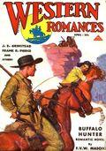 Western Romances (1929-1939 Dell) Pulp Vol. 9 #25