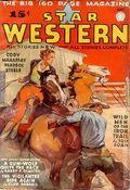 Star Western (1933-1954 Popular) Pulp Vol. 11 #4