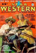Star Western (1933-1954 Popular) Pulp Vol. 12 #1