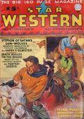 Star Western (1933-1954 Popular) Pulp Vol. 12 #2