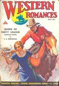 Western Romances (1929-1939 Dell) Pulp Vol. 9 #26