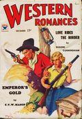 Western Romances (1929-1939 Dell) Pulp Vol. 11 #31