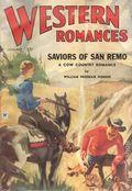 Western Romances (1929-1939 Dell) Pulp Vol. 11 #32