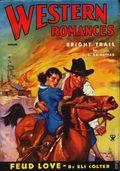 Western Romances (1929-1939 Dell) Pulp Vol. 13 #39