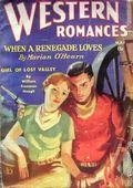 Western Romances (1929-1939 Dell) Pulp Vol. 16 #48