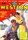 Star Western (1933-1954 Popular) Pulp Vol. 13 #3