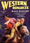Western Romances (1929-1939 Dell) Pulp Vol. 18 #52