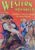 Western Romances (1929-1939 Dell) Pulp Vol. 18 #54