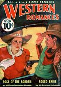 Western Romances (1929-1939 Dell) Pulp Vol. 20 #59