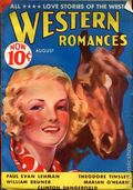 Western Romances (1929-1939 Dell) Pulp Vol. 21 #63