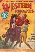 Western Romances (1929-1939 Dell) Pulp Vol. 22 #65