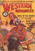 Western Romances (1929-1939 Dell) Pulp Vol. 24 #71